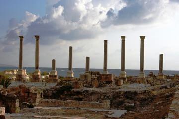 Ruins of Tyre, Lebanon