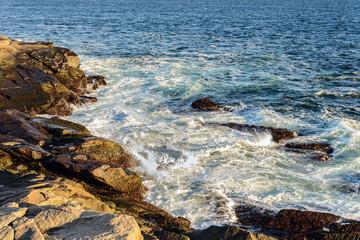 Peggys Cove shoreline
