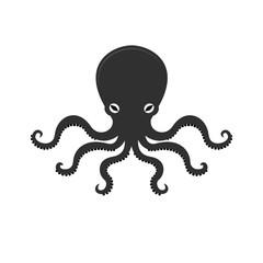 Octopus vector illusrtation, vector illustration