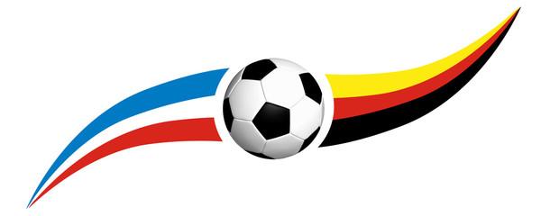 Fußball Deutschlan / Frankreich