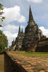 Historical Park of Ayutthaya, Phra Nakhon Si Ayutthaya, Thailand