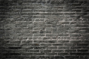 dark brick wall background