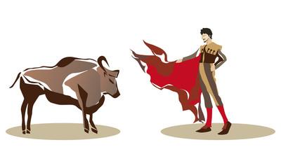 闘牛とマタドール