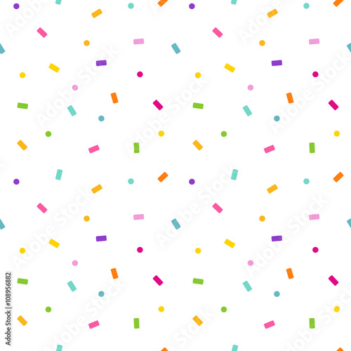 rainbow colorful seamless vector pattern background illustration