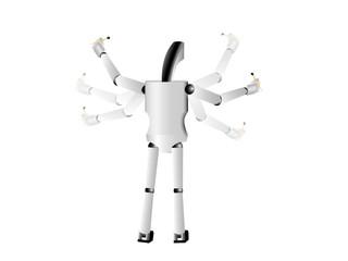 Robot artist quickly draws