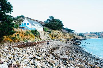 Sommerhaus am Meer