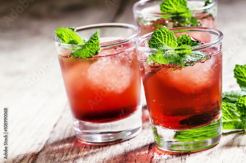 Алкогольные коктейли с ромом с фото