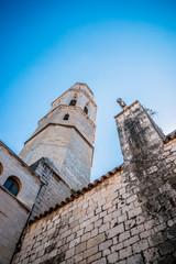Église saint Pierre de Figueras en Espagne