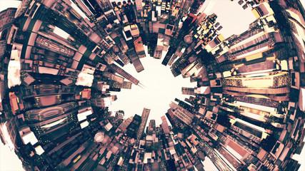 Round City Concept