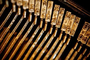Vintage Machine Typewriter