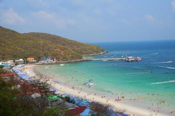 Thailand Beaches, Koh Larn Island