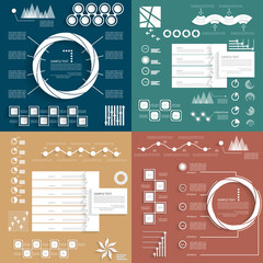 Big set for infographic elements 3