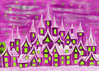 Dreamstown pink