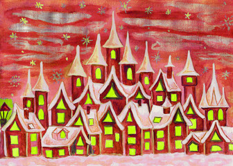 Dreamstown violet