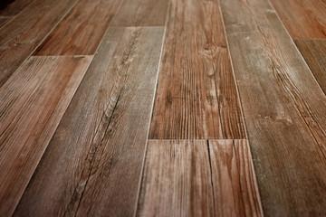 Holzfußboden - Parkett - Laminat