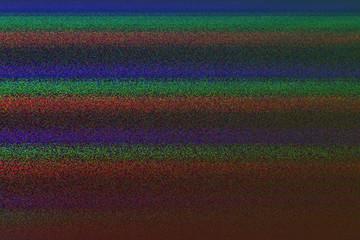 VHS Failure Glitch Texture