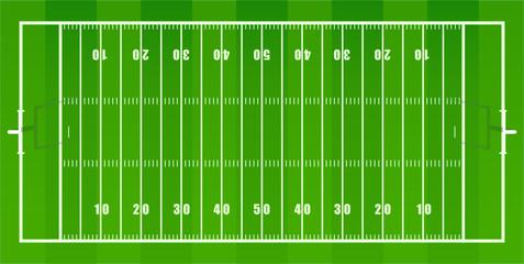 gridiron (American football field)