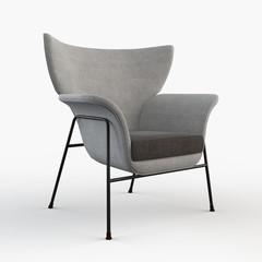 Современное кресло