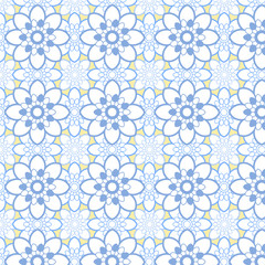 Background with blue colors and simple lines. For print. Scrapbook paper.