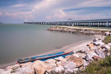 2nd Penang Bridge, Malaysia