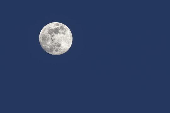 Incredible full Moon