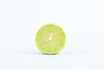 Lime is a high sour fruit vegetables
