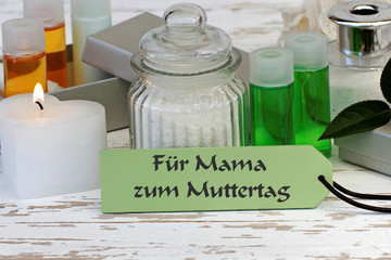 Wellness zum Muttertag