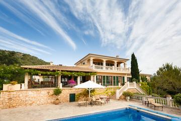 Luxury house in Mallorca