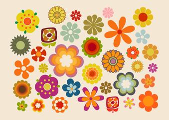 Fleurs des années soixante-dix (part 2)
