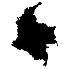 Territory of  Colombia