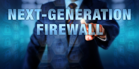 Manager Touching NEXT-GENERATION FIREWALL.