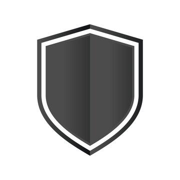 Grey Shield Blank