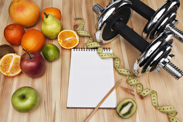 fitness and diet
