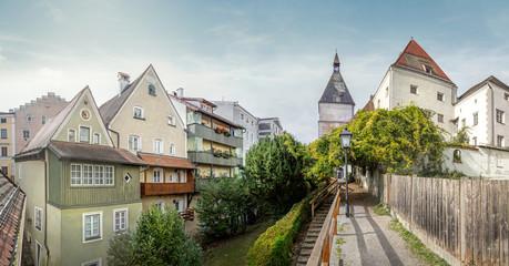 Old town of Braunau am Inn, Upper Austria