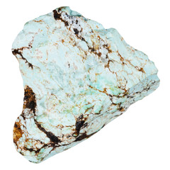 piece of Turquoise gemstone from Kazakhstan