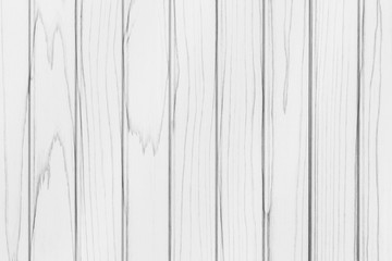 white wood wall texture for background.