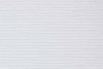Modern White brick wall texture background.