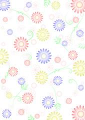 フラワー 花 花柄
