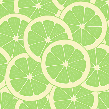 Wallpaper Lime vector. Seamless pattern background with lime green.