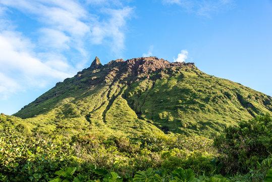 """Volcano """"La Soufrière"""""""