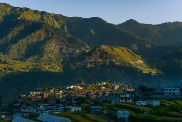Martadai, Bajura in far western part of Nepal.