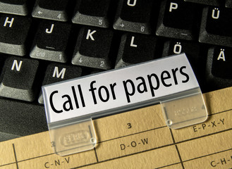 Call for papers (Cfp, science)
