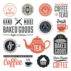 Vintage Cafe and Bakery Designs
