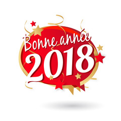 Résultat d'images pour bonne année 2018