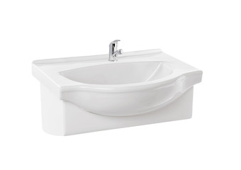 Washbasin isolated