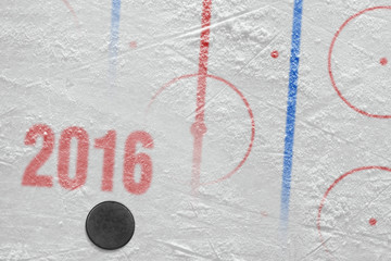 Hockey 2016 season of the year
