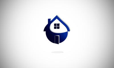 logo, home, house, buiding, estate, property, symbol, icon
