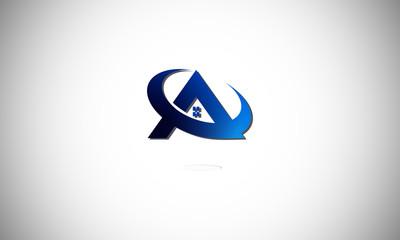 A, logo A, letter A, icon A, Symbol A