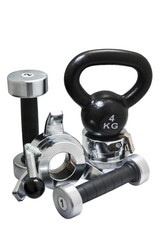 locks for sports bars and dumbbell weight