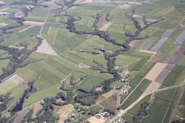 Aerial photography of Queensland, Australia